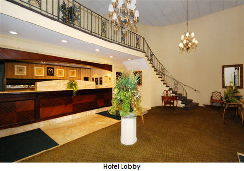 Bel Aire Hotel Lobby